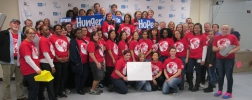 """Campaign """"From Hunger to Hope"""""""