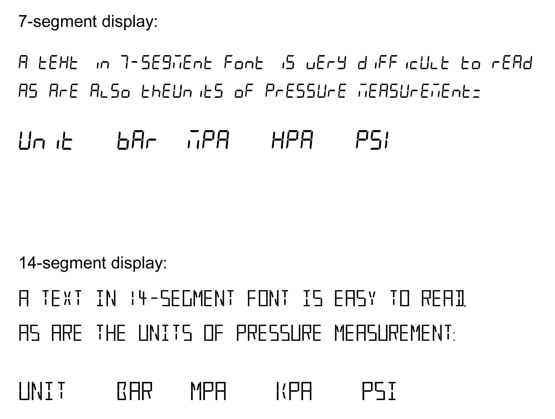 7-segment_14-segment_display