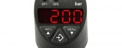 pressure gauge - 200bar