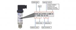 pressure sensor ATEX