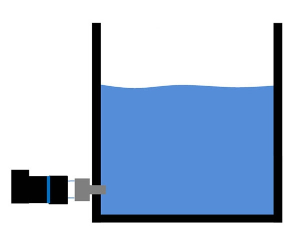 hydrostatic level measurement