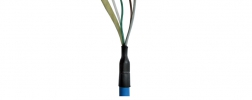 Cable wires of submersible pressure transmitter_WIKA