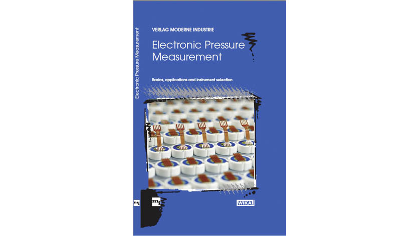 book about electronic pressure measurement