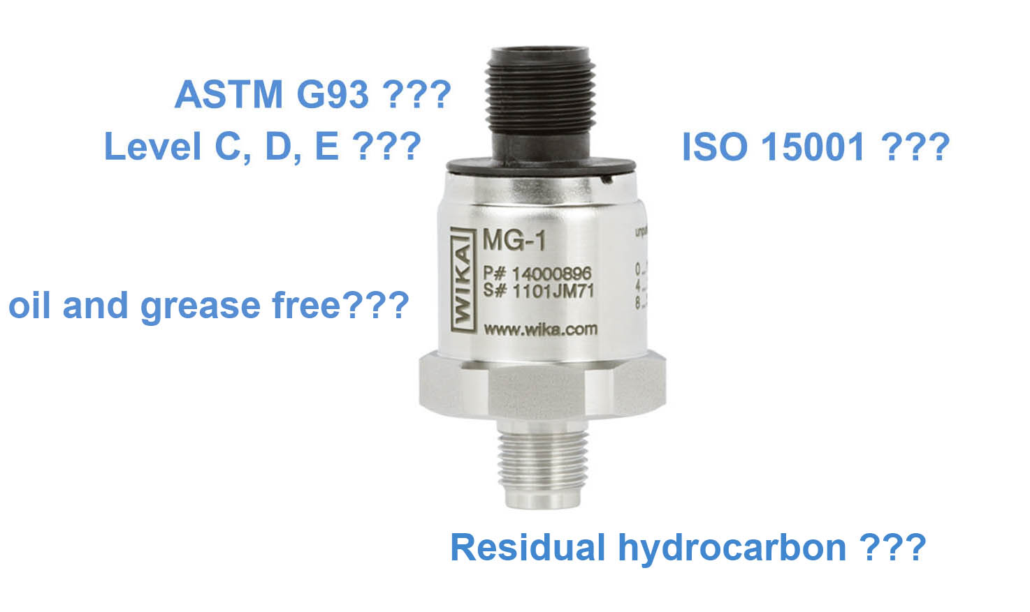 Use Of Pressure Sensors In Medical Oxygen Applications - What Should Be Considered