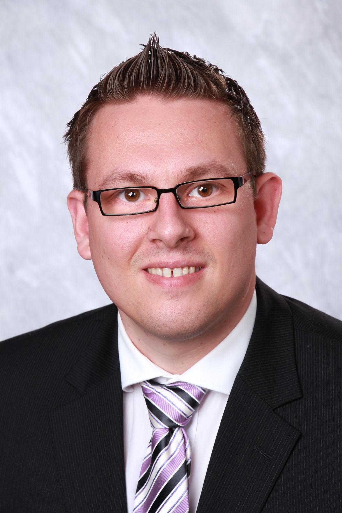 Portrait von Tobias Hench