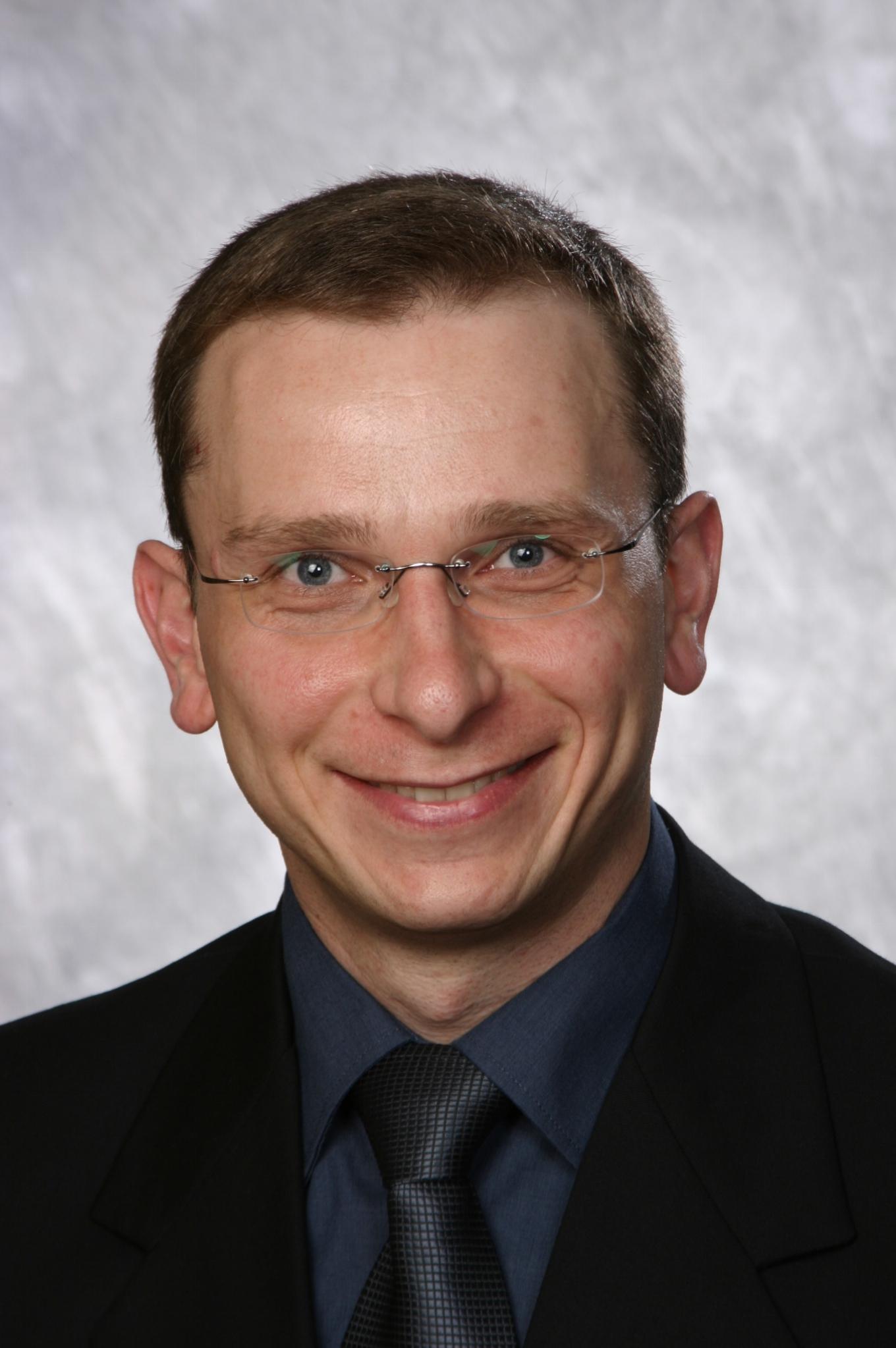Portrait von Kai Grabenauer