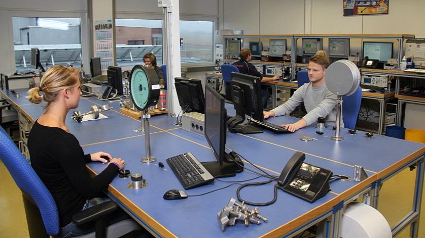WIKA calibration laboratory