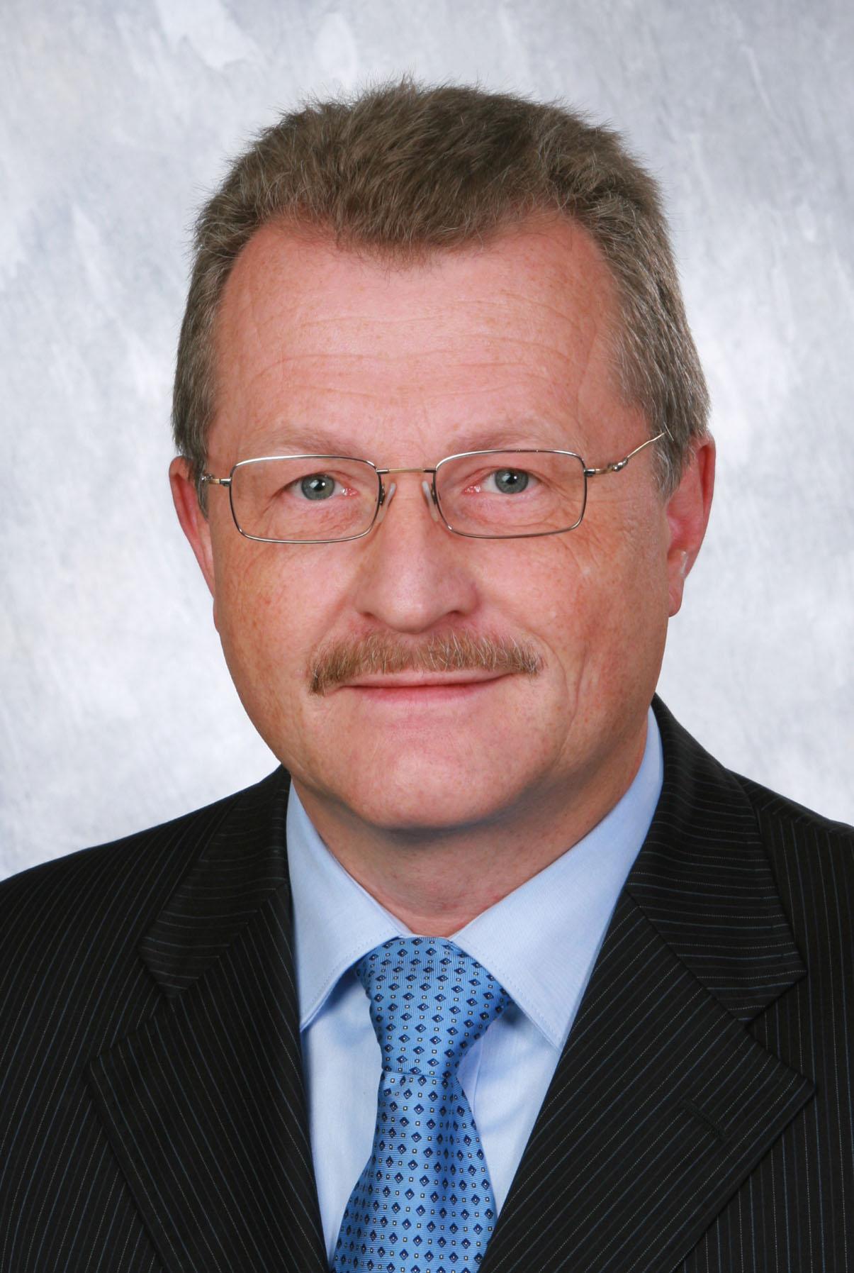Portrait von Gerald Schmitt