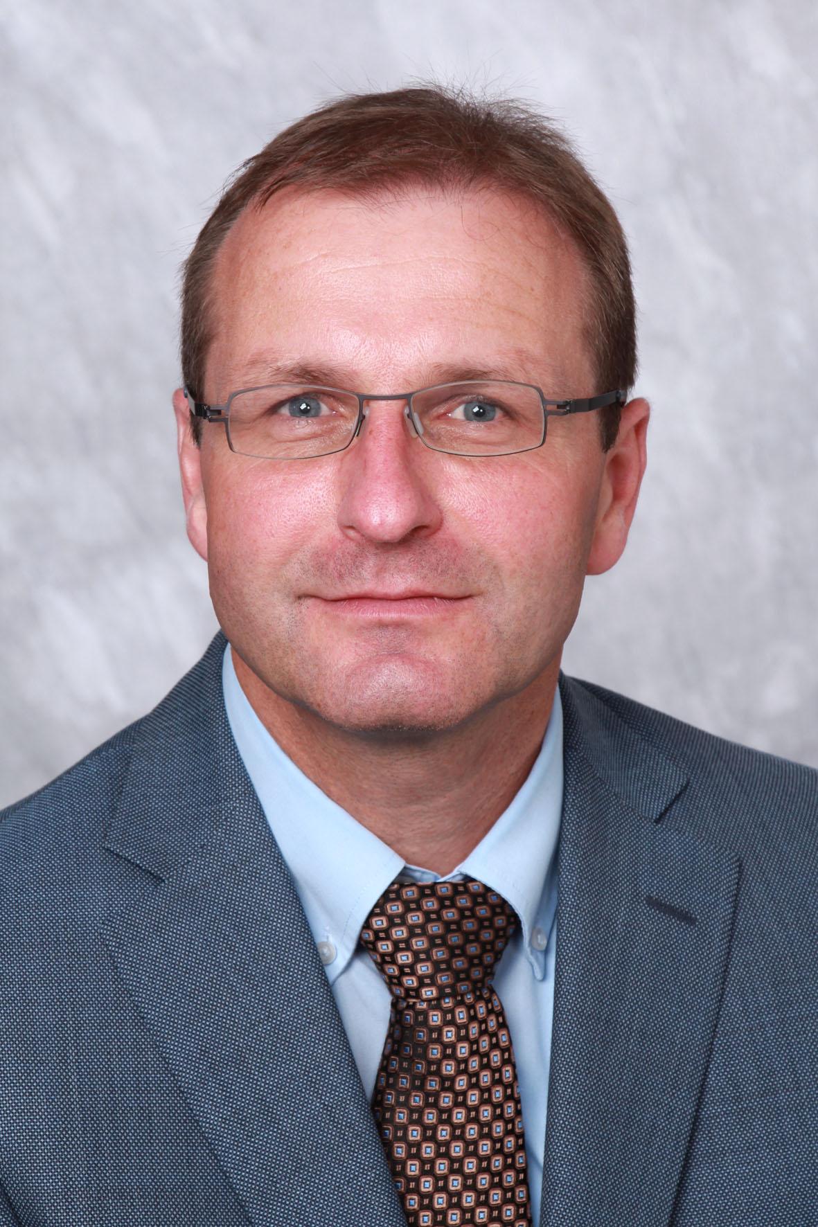 Portrait von Stefan Schneider