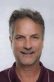 Portrait von Larry Mock