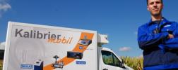 Mobile calibration service