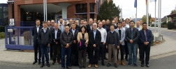 participants of the cigre meeting 2017