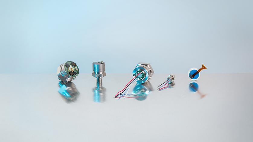 various sensors