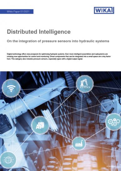 Whitepaper: Distributed Intelligence