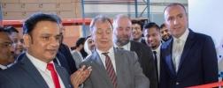 Opening in WIKA Saudi Arabia