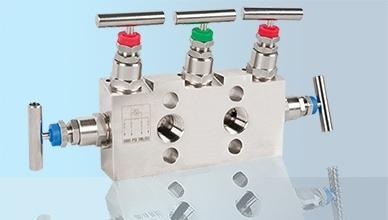 5-valve manifold
