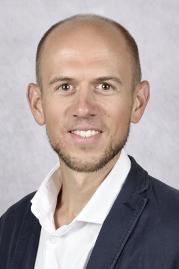 Portrait von Markus Heidl