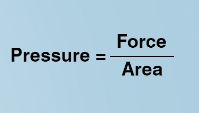 Formula pressure calculations