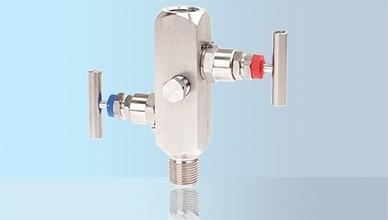 2-valve manifold