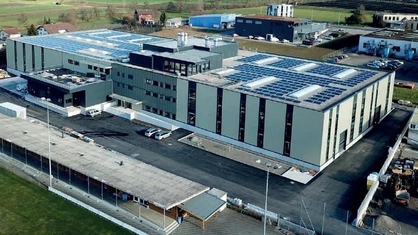 New competence centre at WIKA Switzerland