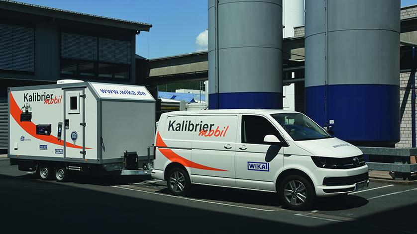 calibration & service van