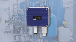 Pressure switches with metal bellows: Stable repeatability, no risk of leakage