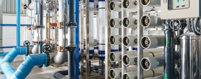 Filter monitoring with differential pressure gauges