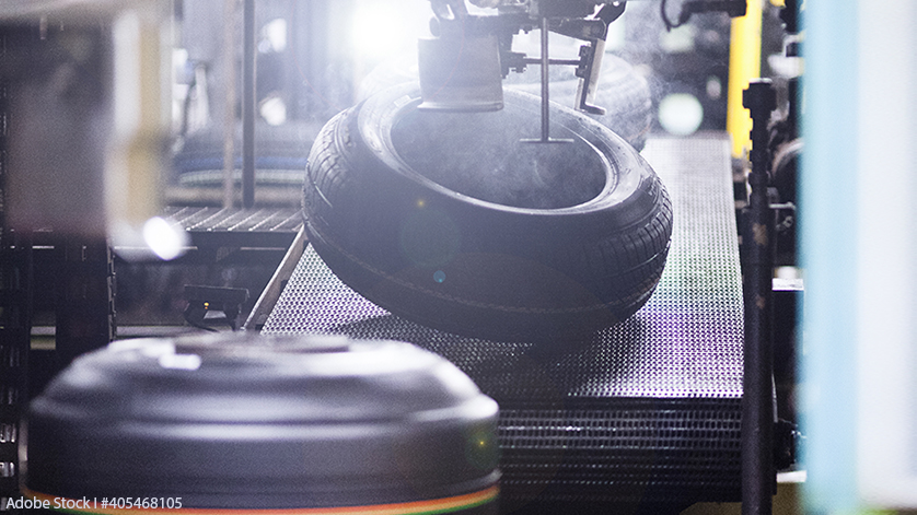 SIL pressure switch: Safety in tyre manufacturing